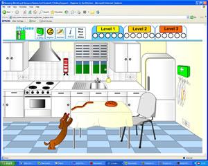 Pics Photos Cartoon Kitchen Hygiene Picture Kitchen