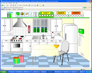 Kitchens on Flash Cartoon Animation  Flash Movies  Flash Sites And Funny